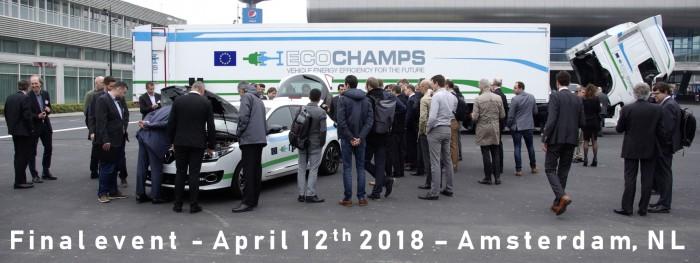 Banner final event
